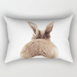 Bunny Back Rectangular Pillow