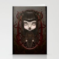 soul Stationery Cards featuring Soul by Liransz