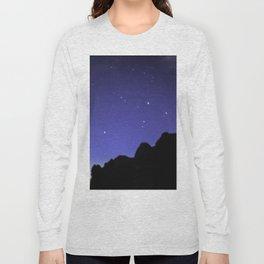 Stars at Arches National Park Moab, UT Long Sleeve T-shirt