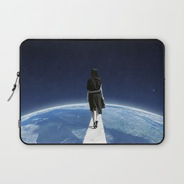 It's a long and lonely road ... Laptop Sleeve