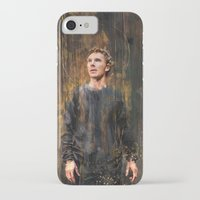 hamlet iPhone & iPod Cases featuring Hamlet by Wisesnail