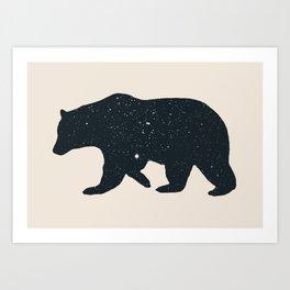 Bär - Bear Art Print