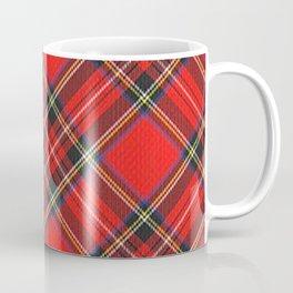 Royal Stewart Tartan Print Coffee Mug