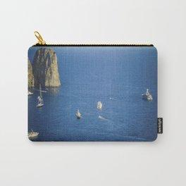 Capri, Amalphi Coast, Italy 7 Carry-All Pouch