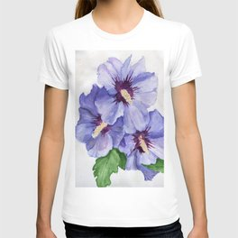 Blue Menage T-shirt