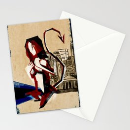 If I Had A Tail Stationery Cards