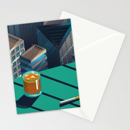 Bistro Stationery Cards