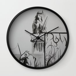 A Cheap Joke and a Forgery Wall Clock