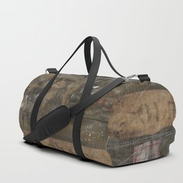 Old Lion (Boro Style) Duffle Bag