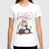 sailor moon T-shirts featuring Sailor Moon! by SweetOwls
