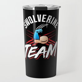 Swolverine Team Travel Mug