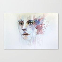 Tears 1 Canvas Print