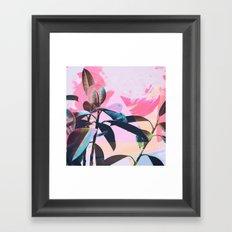 Painted Botanics Framed Art Print
