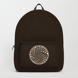 Coffee Lovers Mandala Backpack