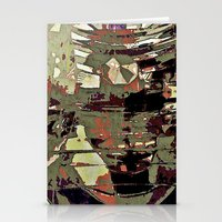 pilot Stationery Cards featuring Orion's Pilot by Fringeman