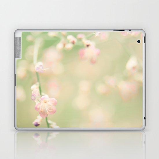 Fresh Mint Kisses Laptop & iPad Skin
