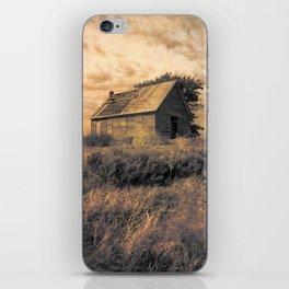 Abandoned School House iPhone Skin