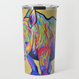 Electric Rhino Travel Mug