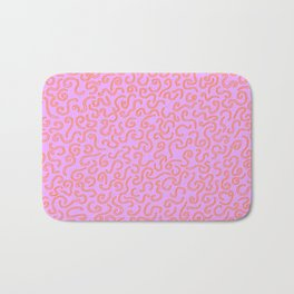 1001 curls Bath Mat