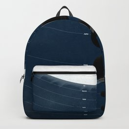 The Worlds (Dark Blue) Backpack