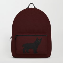 The Striking Lynx Backpack