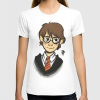 harry T-shirts featuring HARRY  by art of Bianca