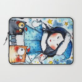 snow maiden Laptop Sleeve