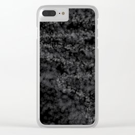 X-ray frost Clear iPhone Case