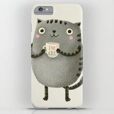 I♥kill (brown) Slim Case iPhone 6s Plus