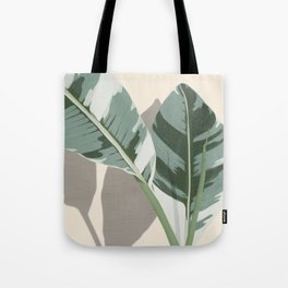 Banana Leaves Tote Bag