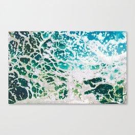 Atoll Canvas Print