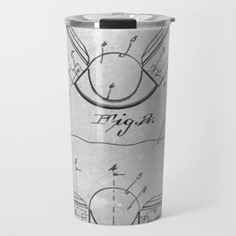 Pool table pocket Travel Mug