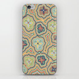 Zany Garden iPhone Skin