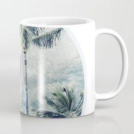 Reef palms Coffee Mug