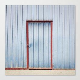 Doors of Perception 23 Canvas Print