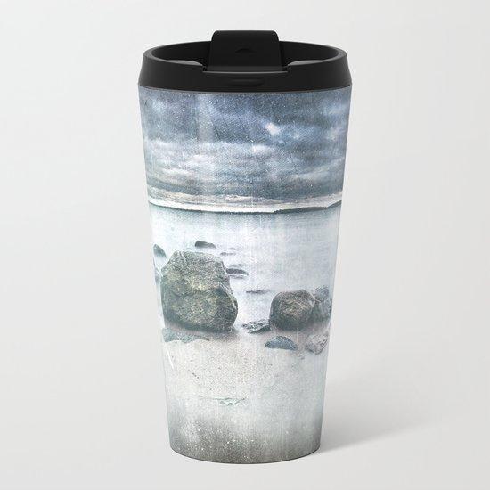 I´m draining Metal Travel Mug