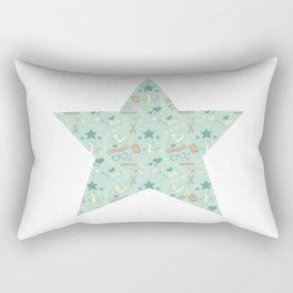Empowering Star Rectangular Pillow
