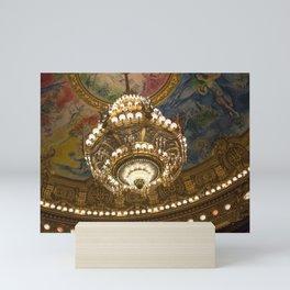 Opera Garnier Paris Mini Art Print