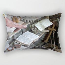Saints come marching Rectangular Pillow