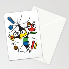 Ooh Zoo – art-series, Miro Stationery Cards