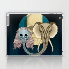 Love in times of Ebola Laptop & iPad Skin
