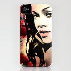 rihanna Slim Case iPhone (4, 4s)
