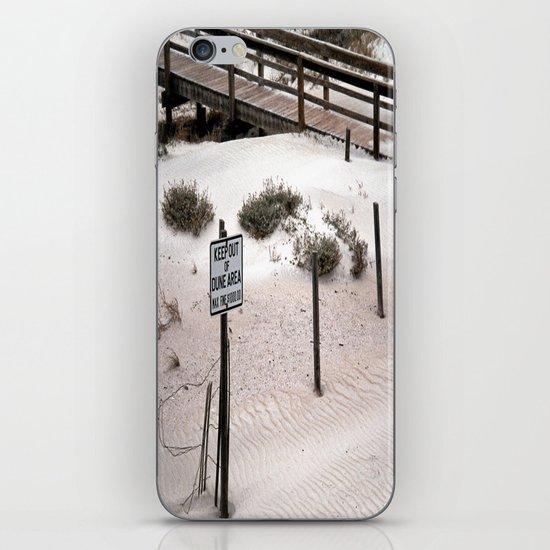 The Dunes iPhone & iPod Skin