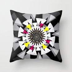 Nexus N°18bis Throw Pillow