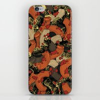pasta iPhone & iPod Skins featuring Pasta! by Giulia Orissa