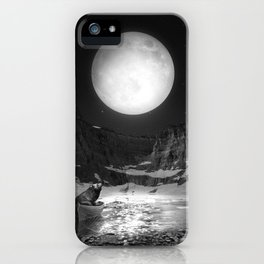 Somewhere You Are Looking At It Too iPhone Case