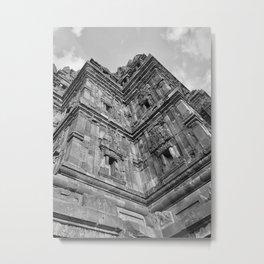 Prambanan Temple Metal Print
