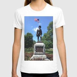 A Real American Hero T-shirt