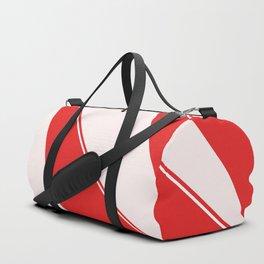 Askewed Triangles Duffle Bag