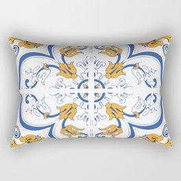 Azulejo Portugues 2 Rectangular Pillow